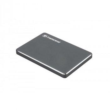"HDD ext 2.5"" USB 2.0 TB Transcend StoreJet 25C3 Iron Gray (TS2TSJ25C3N)"
