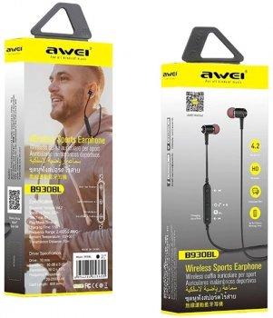 Навушники Awei B930BL Wireless Earphones Black (FSH85574)