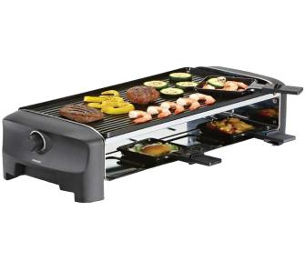 Электрогриль Princess 162840 Raclette 8 Grill and Teppanyaki Party