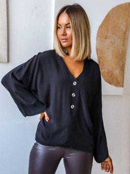 Блуза DNKA с41500 Чорна