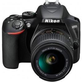 Nikon D3500 + AF-P 18-55VR kit (VBA550K001)