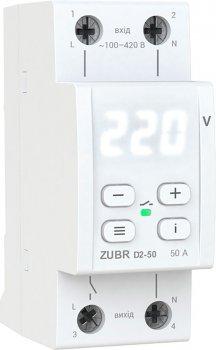 Реле напряжения ZUBR D2-50