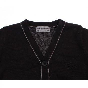 Кофта для мальчика NINOS ALEGRES CLG 8001 черный