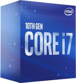Процесор Intel Core i7-10700K 3.8 GHz/16MB (BX8070110700K) s1200 BOX
