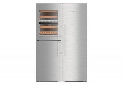 Холодильник Liebherr SBSes 8496 (F00224970)