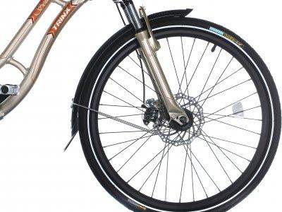 Электровелосипед TRINX E-Bike Sella 2.0 17 Champagne-Gold (Sella2_17.CG)