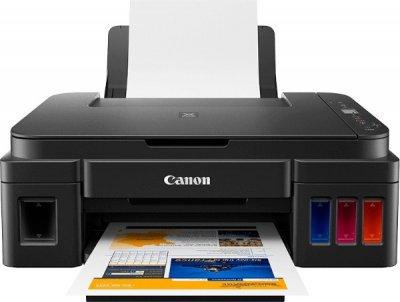 Багатофункціональний пристрій A4 Canon Pixma G2411 (СНПЧ)