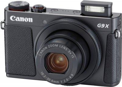 Фотоапарат Canon PowerShot G9 X Mark II Black