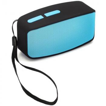 Портативная Bluetooth Колонка N10 Blue (24639)