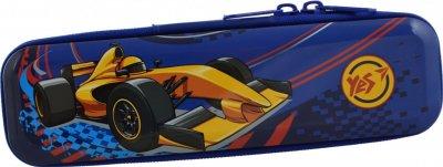 Пенал Yes Formula Race металевий 1 відділення Синій (532427)