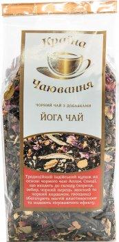 Черный чай со специями Країна Чаювання Йога Чай 100 г (4820230050486)