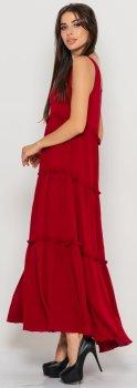 Платье ISSA PLUS 10887 Бордовый