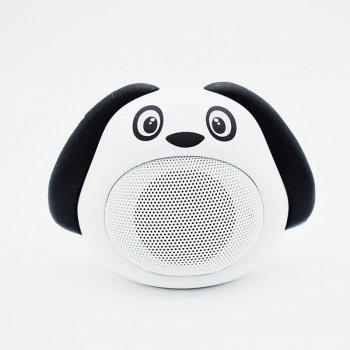 Колонка ICUTES музыкальная игрушка собачка MB-M818 (MB-M818(White))