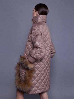 Куртка ANNA YAKOVENKO 1190 Бежевая
