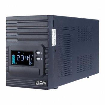 Пристрій безперебійного живлення Powercom SPT-1000-II LCD (SPT.1000.II.LCD)