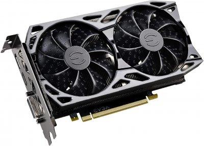 EVGA PCI-Ex GeForce RTX 2060 KO Ultra Gaming 6GB GDDR6 (192bit) (1755/14000) (DVI-D, HDMI, DisplayPort) (06G-P4-2068-KR)