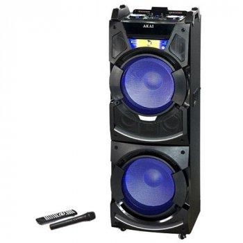 Портативна акустична система AKAI DJ-S5H (Yunfeng)