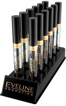 Набір Гель-коректор для брів Eveline Eyebrow Definer безбарвний 10 мл х 11 шт. + тестер (5901761996890)
