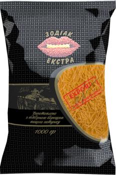 Вермішель Зодіак Spaghetti Tagliati 1 кг (4820133240557)