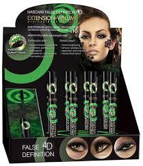 Упаковка туші для вій Eveline Extension Volume Professional Make-Up Екстремальна довжина та підкручування 10 мл х 12 шт. (5907609339102)