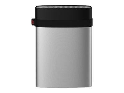 """Жорстку диск зовнішній SiliconPower Armor USB 3.2 Gen1 1TB 2,5"""" Сріблястий (SP010TBPHD85MS3S)"""