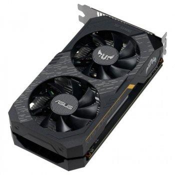 Відеокарта ASUS GeForce GTX1650 4096Mb TUF OC D6 P GAMING (TUF-GTX1650-O4GD6-P-GAMING)