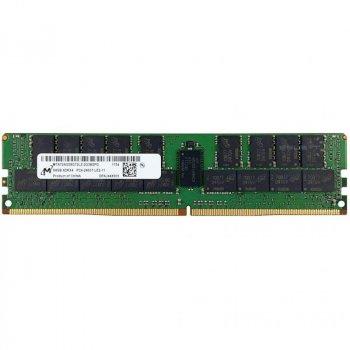 Модуль памяти для сервера DDR4 64GB ECC LRDIMM 2933MHz 4Rx4 1.2V CL21 MICRON (MTA72ASS8G72LZ-2G9J1)