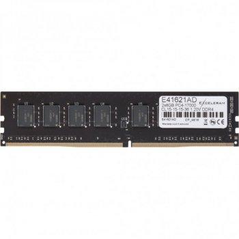 Модуль памяти для компьютера DDR4 16GB (2x8GB) 2133 MHz eXceleram (E41621AD)