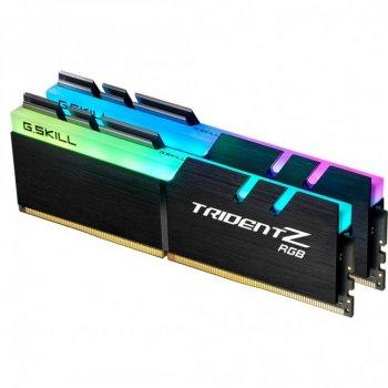 Модуль пам'яті для комп'ютера DDR4 32GB (2x16GB) 4000 MHz Trident Flare X G. Skill (F4-4000C19D-32GTZR)