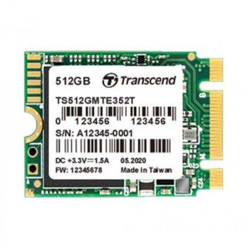 Накопитель SSD M.2 2230 512GB Transcend (TS512GMTE352T)