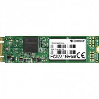 Накопичувач SSD M. 2 2280 128GB Transcend (TS128GMTS800S)