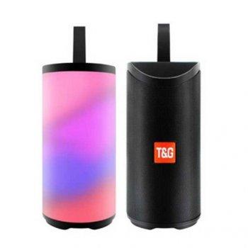 Bluetooth-колонка T-Sound TG169, c функцией speakerphone, радио, black