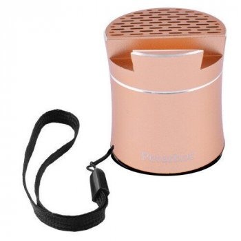 Bluetooth-колонка музичний шейкер Peterhot PTH-307 Золота