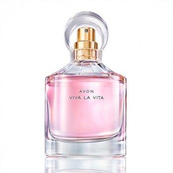 Парфюмерная вода женская Avon Viva la Vita 50 мл