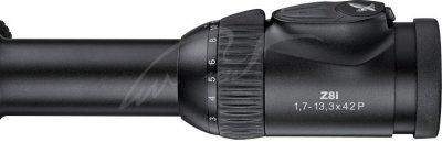 Приціл оптичний Swarovski Z8i 1,7-13,3x42 L сітка 4A-IF (з підсвічуванням)