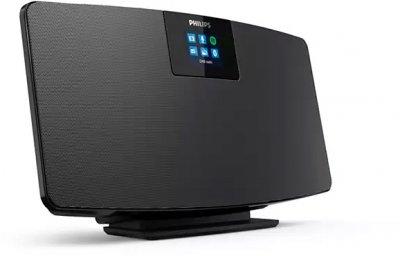 Акустична система з вбудованим радіо Philips TAM2805 Black (TAM2805/10)