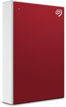 Жорсткий диск Seagate One Touch 5 TB STKC5000403 2.5 USB 3.2 External Red