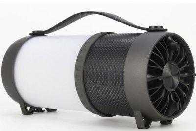 Портативна колонка з Bluetooth AKAI ABTS-40 9 Вт з LED підсвічуванням і ремінцем