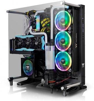 Корпус Thermaltake Core P5 TG V2 Black Edition (CA-1E7-00M1WN-05)