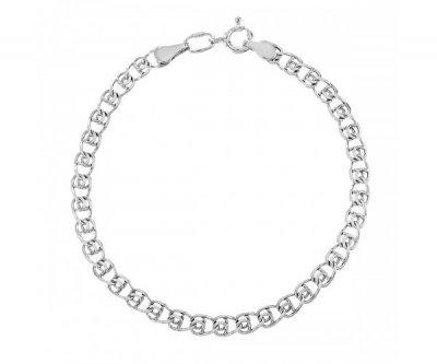 Браслет серебряный Лав размер 90223103541р