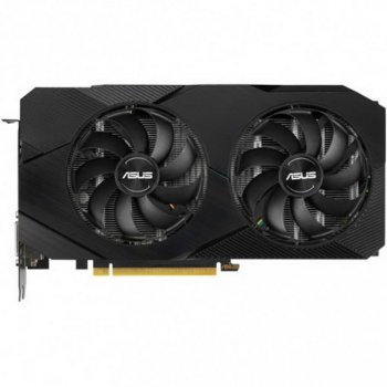 GF RTX 2060 6GB GDDR6 Dual Evo Advanced Edition Asus (DUAL-RTX2060-A6G-EVO)