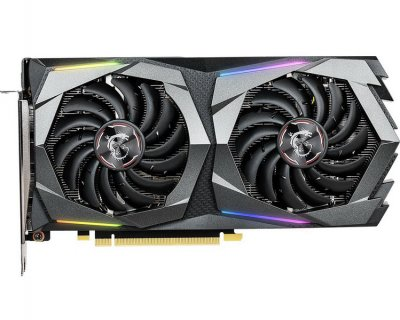 GF GTX 1660 Super 6GB GDDR6 Gaming X MSI (GeForce GTX 1660 Super Gaming X)
