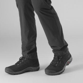Ботинки Salomon Shelter Cs Wp L41110400 Черные