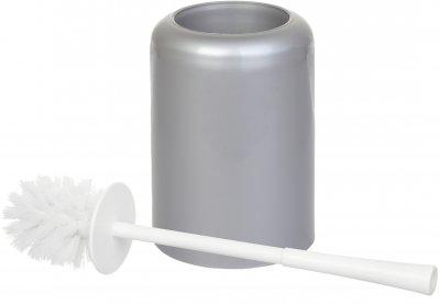 Йоржик для унітаза EKODEO Ring L9210SL сріблястий