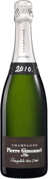 Шампанське Pierre Gimonnet & Fils Brut Nature Oenophile 2010 біле брют 0.75 л 12.5% (2150539505397)