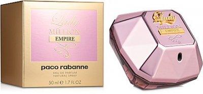 Жіноча парфумерія Парфумована вода Paco Rabanne Lady Million Empire woman edp 50ml (3349668572045)