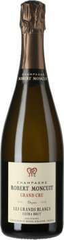 Шампанське Robert Moncuit Grands Blancs біле екстрабрют 0.75 л 12% (2150609506095)