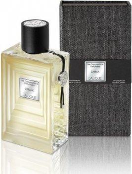 Женская парфюмерия Парфюмированная вода Lalique Les Compositions Parfumees Zamak unisex edp 100ml (7640111501916)