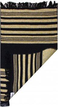Килим IzziHome Lara LR02 Siyah Sari 60 х 90 (2200000552402)