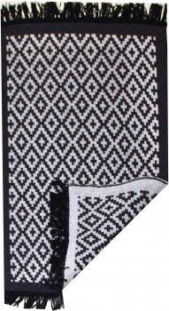 Килим IzziHome Lara LR01 Siyah Beyaz 80 х 125 (2200000552389)